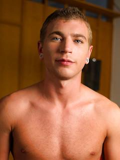 gay model Alex Greene