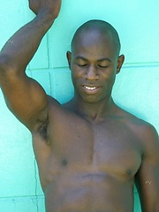 Bald ebony stud solo pictures