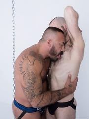 Alessio Romero and Reid Thrasher