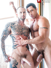 DYLAN JAMES FUCKS MUSCLE DADDY NICK CAPRA