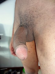 19yo boy Damien showing off his hot body and fucking amazing thick uncut cock