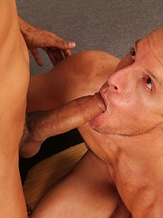 Beau Flexxx and Bobby Hart, both massively hung