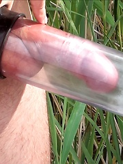 Pumping boys cocks