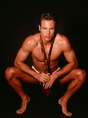 All-American gay pornstar