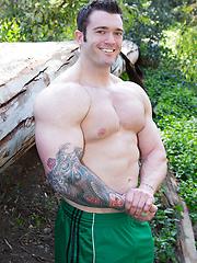 Very hot and very big guy Vaughn