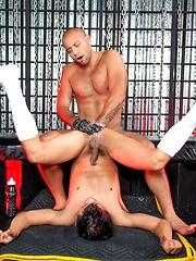 Leo Forte and Ben Reyes