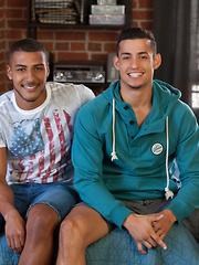 Angel Santiago & Dominic Santos