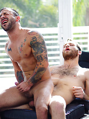 4K Flex Fuck: Tommy Defendi Fucks Nick Cross