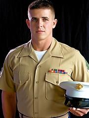 Marine Brian's Uniformed Solo