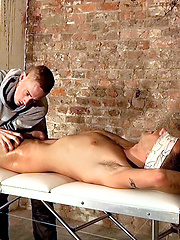 Handsome New Arrival Drained Of Cum