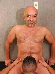 Brian Davilla Makes Cock Slut Dylan Saunders Moan Like Whore
