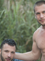 Fire Island House Boy Ep 7: Hans Berlin and Aaron Steel
