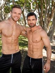 Daniel & Sean: Bareback