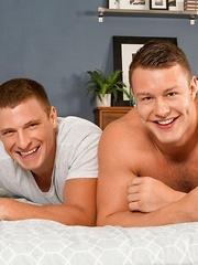 Samuel & Curtis: Bareback