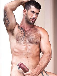 gay model Adam Killian